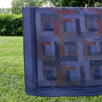 Hot to Overdye a Quilt