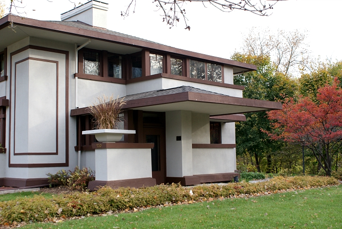 Frank Lloyd Wright Stockman House