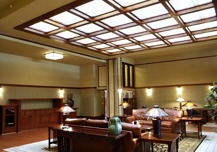 Frank Lloyd Wright Park Inn Hotel Mason City, IA