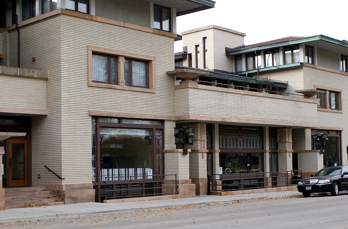 Frank Lloyd Wright Park Inn Hotel Mason City, IA