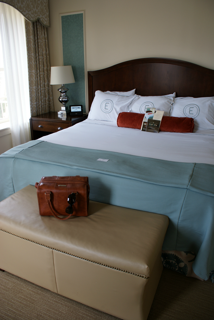 Guest Room at The Elms Hotel and Spa Excelsior Springs Mo