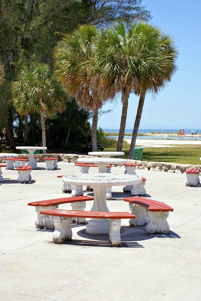 Fort De Soto Park Beach